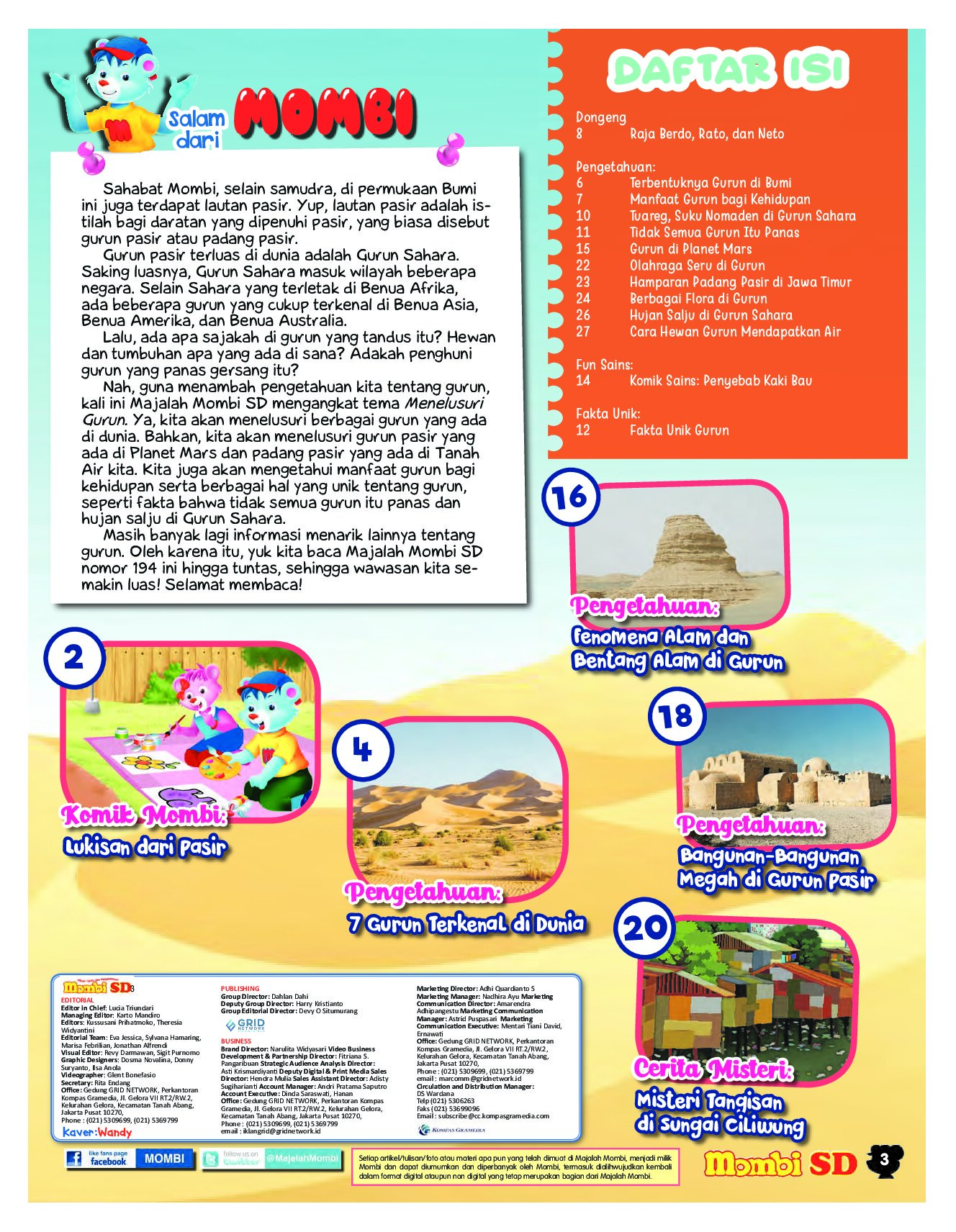 MOMBI SD Page 1