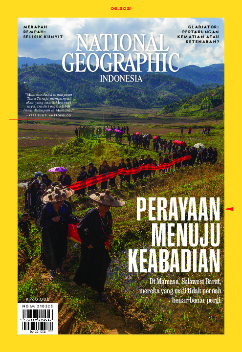 NATIONAL GEOGRAPHIC INDONESIA Page 1
