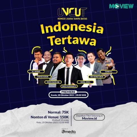 UNCUT: INDONESIA TERTAWA