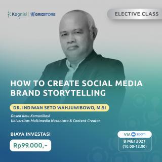 How to Create Social Media Brand Storytelling