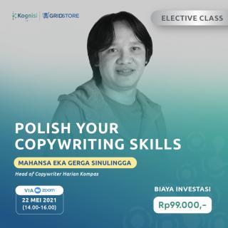 Polish Your Copywriting Skills